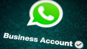Ya está disponible WhatsApp Business 2.19.50