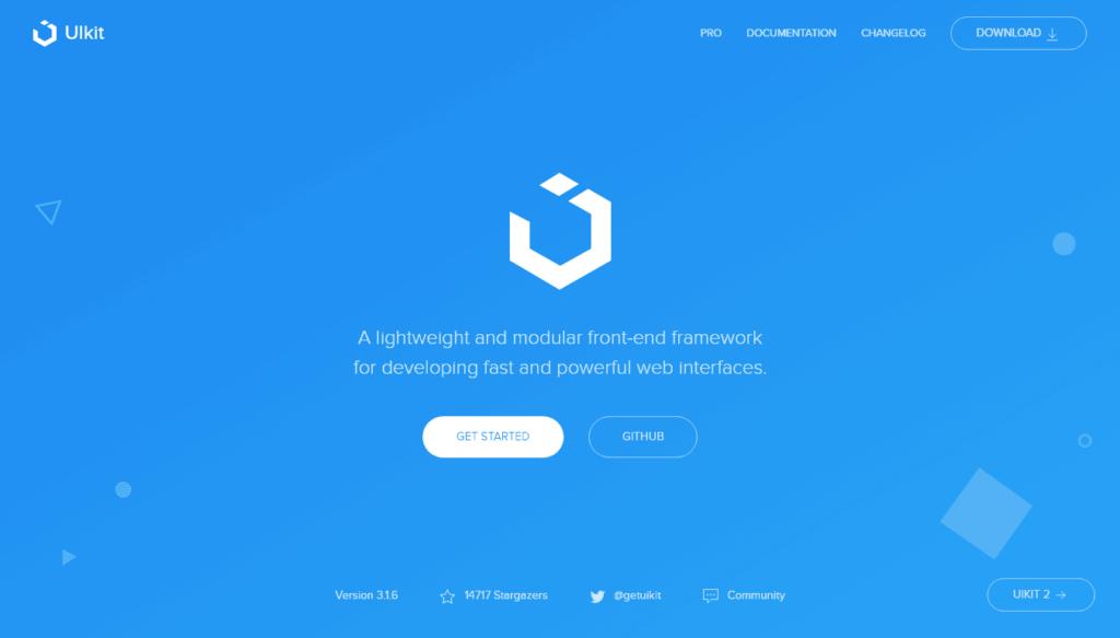 CSS Frameworks: UIKit