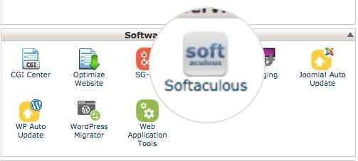 Instalar WHMCS Softaculous